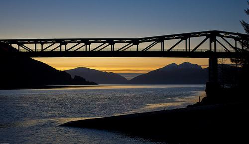 B. bridge