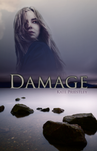 DAMAGE BOOK COVER